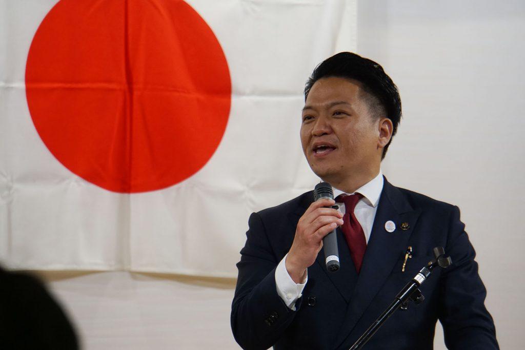 永野岸和田市長